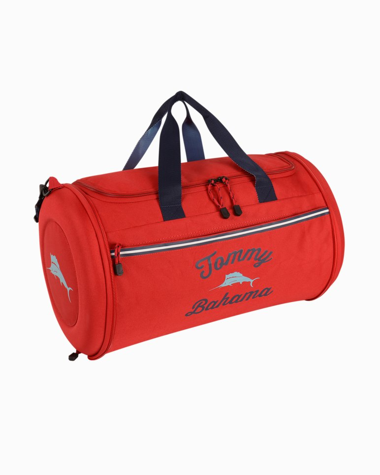 Main Image for Tumbler Clamshell Duffel Bag - Red