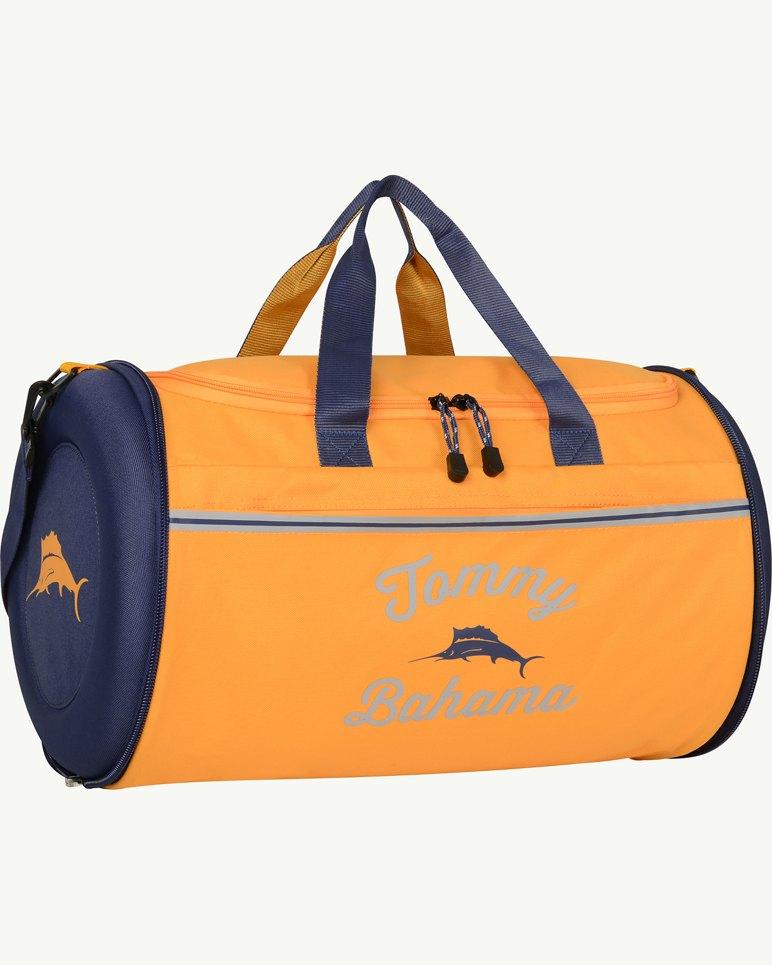 Main Image for Tumbler Clamshell Duffel Bag – Yellow
