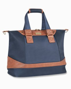 Barnes Bay Drop-Bottom Duffel Bag