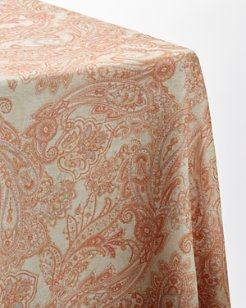 Paisley 60x102-inch Oblong Tablecloth