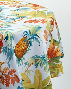 Tortuga Paradise 70-inch Round Tablecloth