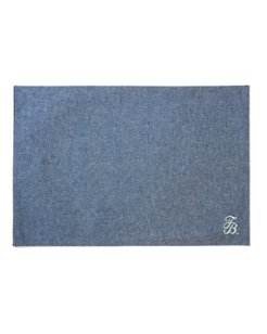 Eastbank Navy Placemat
