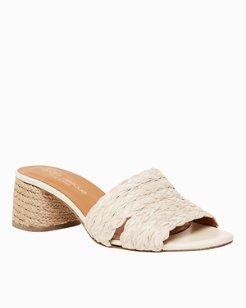 André Assous Cadyn Block Heel Sandal