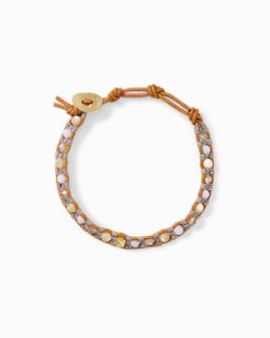 Seaside Stones Bracelet With Swarovski® Crystals