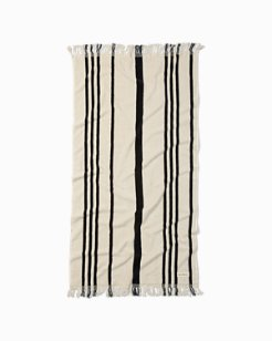 Hand-Loomed Beach Towel