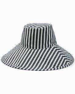 Wide Brim Canvas Hat