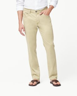 Big & Tall Boracay 5-Pocket Chino Pants