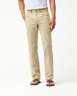 Big & Tall Key Isles 5-Pocket Pants