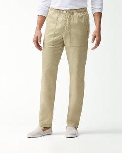 Big & Tall Boracay Lightweight Pull-On Pants