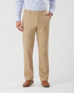 Big & Tall Havana Herringbone Pants