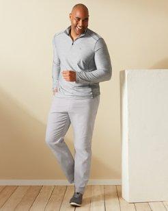 Big & Tall IslandZone® Oxford Flat-Front Pants