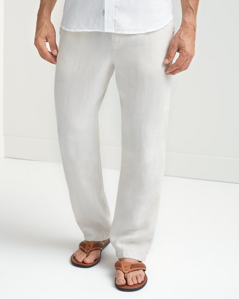 7f30644f46 Main Image for Big & Tall Linen on the Beach Easy Fit Pants