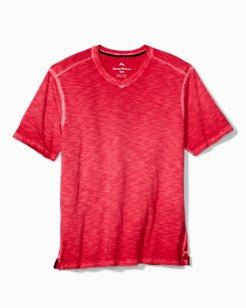 Big & Tall Suncoast Shores V-Neck T-Shirt