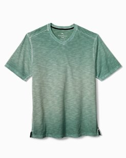 Big & Tall Suncoast Shores V-Neck T-Shirt