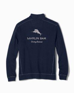 Big & Tall Nassau Marlin Bar Half-Zip Sweatshirt