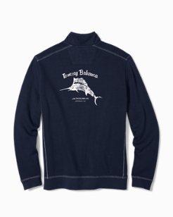 Big & Tall Nassau Long Weekend Half-Zip Sweatshirt