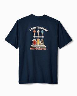 Big & Tall Beer Necessities T-Shirt