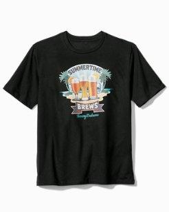 Big & Tall Summertime Brews T-Shirt