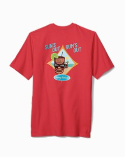 Big & Tall Suns Out T-Shirt