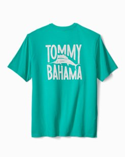 Big & Tall Flora Tommy Bahama T-Shirt