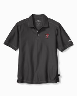 Big & Tall Collegiate Emfielder Polo