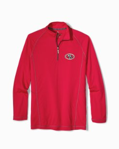 Big & Tall NFL Goal Keeper Half-Zip Sweatshirt