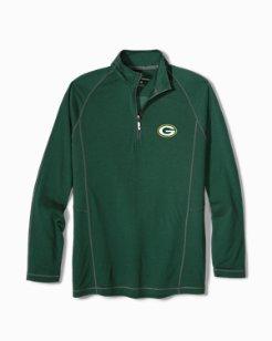 Big & Tall NFL Goal Keeper Half-Zip Sweatshirt