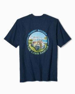 Big & Tall The Lawn Ranger T-Shirt