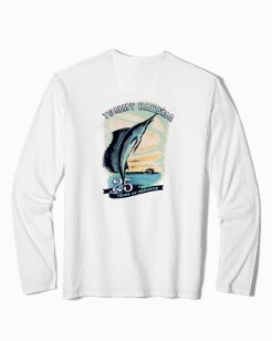 Big & Tall Marlin Paradise Lux Long-Sleeve T-Shirt