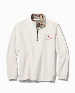 Big & Tall Limited-Edition Nassau Half-Zip Sweatshirt