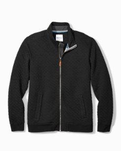 Big & Tall Quilt Trip Zip Jacket