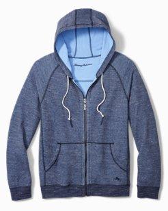 Big & Tall Flip Street Reversible Hooded Sweatshirt