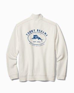 Big & Tall Island Life '93 Nassau Half-Zip Sweatshirt