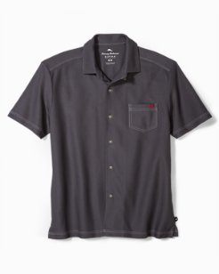 Big & Tall Emfielder Camp Shirt