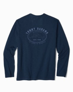 Big & Tall Island Life '93 Lux Long-Sleeve T-Shirt