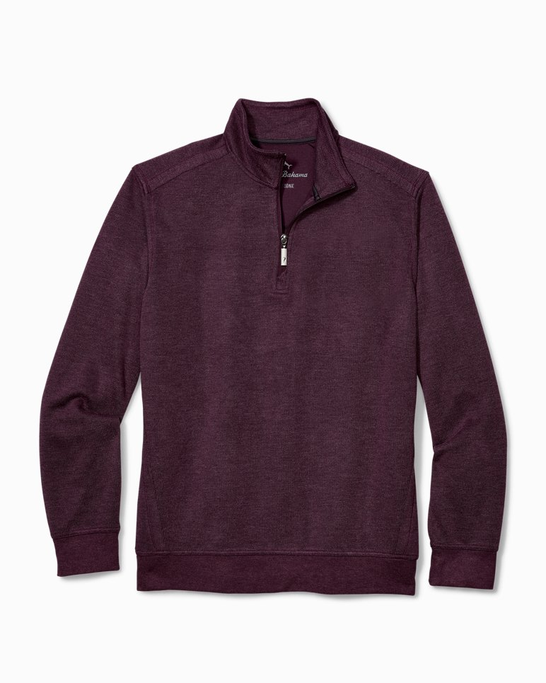 Main Image for Big & Tall Sideline Half-Zip Sweatshirt