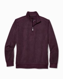 Big & Tall Sideline Half-Zip Sweatshirt