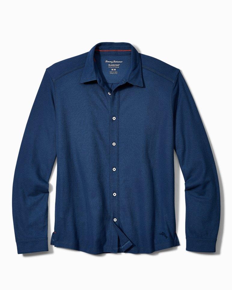 Main Image for Big & Tall La Vista Tropicool IslandZone® Shirt