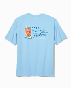 Big & Tall Call Me Old Fashioned T-Shirt