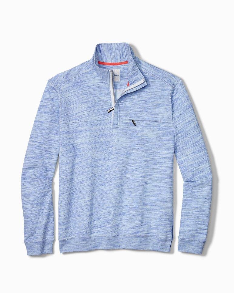 Main Image for Big & Tall Sunrise Sands Half-Zip Sweatshirt