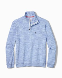 Big & Tall Sunrise Sands Half-Zip Sweatshirt