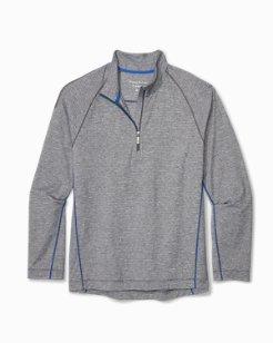 Big & Tall Tidal Tech IslandZone® Half-Zip Sweatshirt