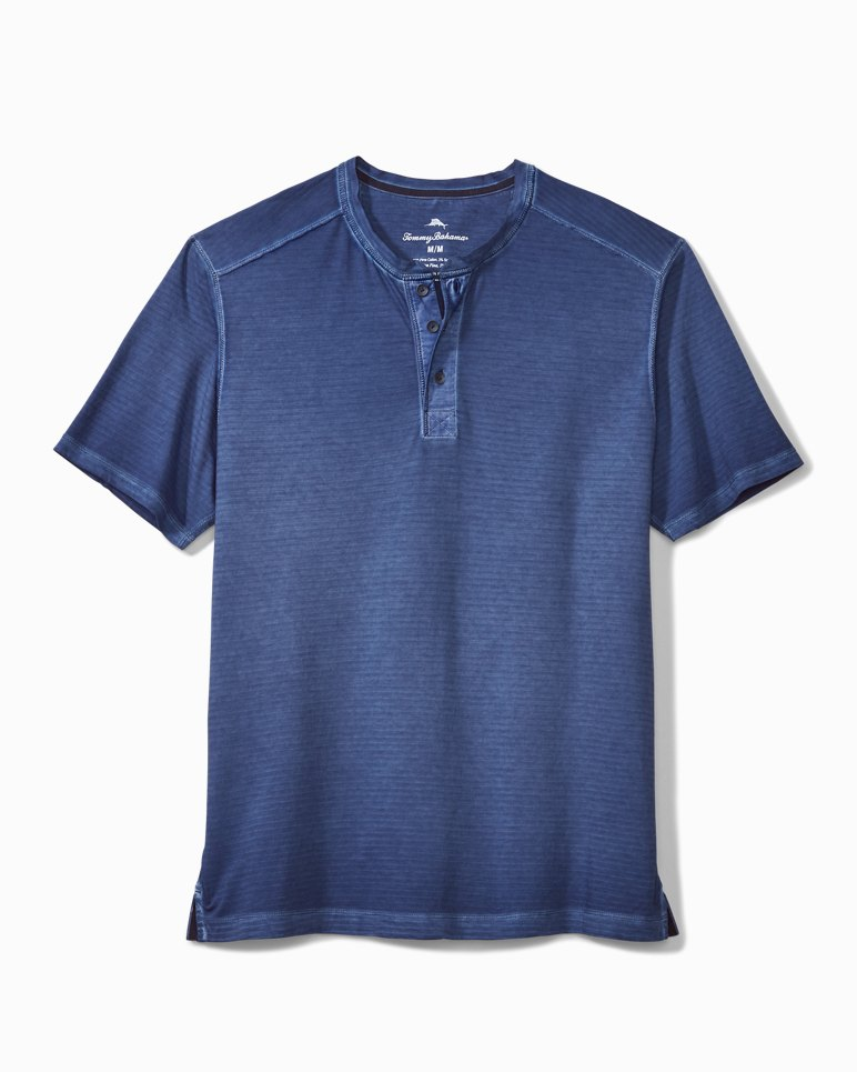 Main Image for Big & Tall Cirrus Coast Short-Sleeve Henley