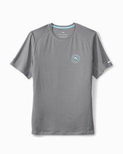 Big & Tall IslandActive® Breakline T-Shirt