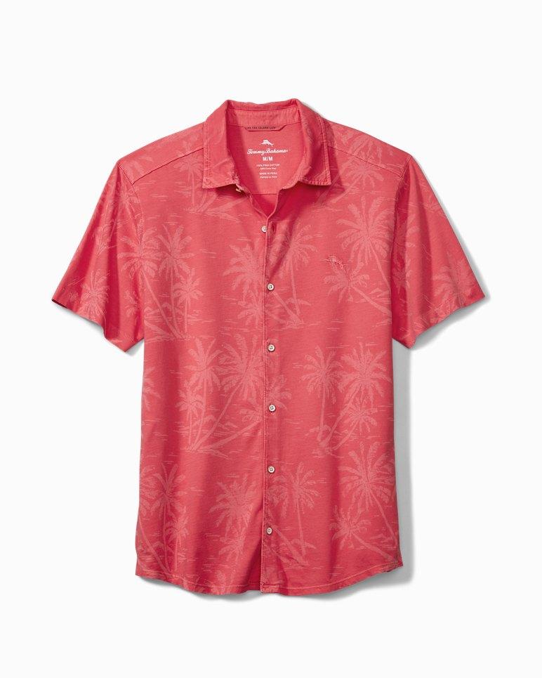 Main Image for Big & Tall Mahanaha Knit Camp Shirt