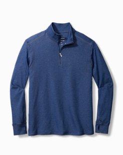 Big & Tall Palm Valley IslandZone® Half-Zip Sweatshirt