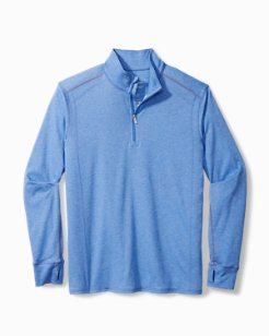 Big & Tall Palm Valley IslandZone® Half-Zip Sweatshirt