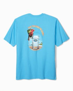 Big & Tall Beer Now T-Shirt