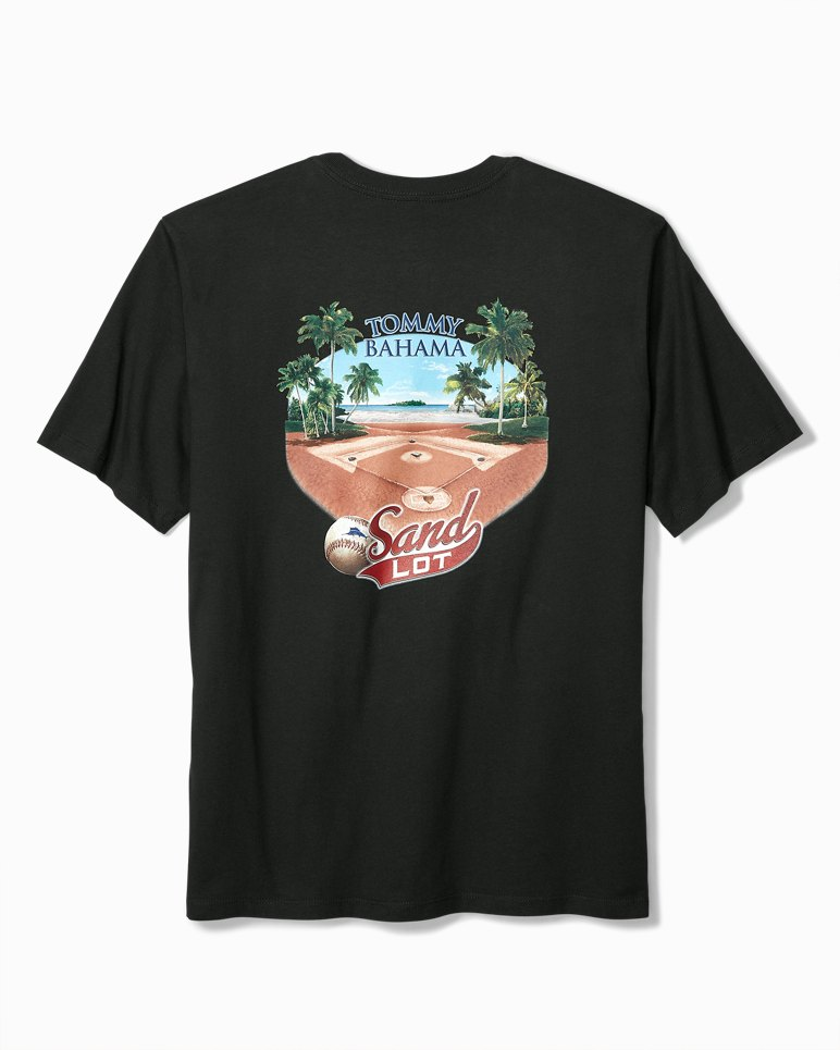 Main Image for Big & Tall Sand Lot T-Shirt