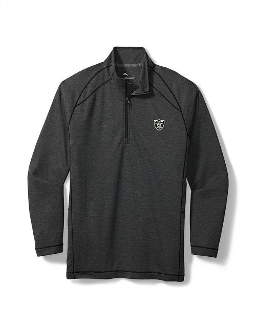 Big & Tall NFL Final Score IslandZone® Half-Zip Sweatshirt